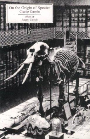 Origin of Species   2003 edition cover