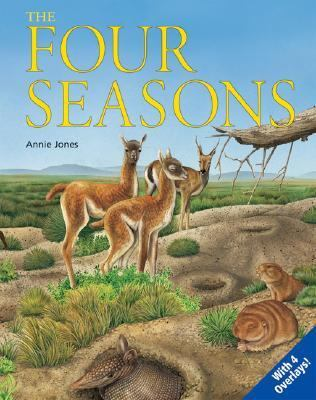 Four Seasons Uncovering Nature  2006 9781554071371 Front Cover