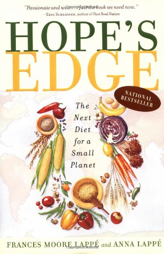 Hope's Edge The Next Diet for a Small Planet  2003 edition cover