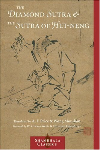 Diamond Sutra and the Sutra of Hui-Neng   2004 edition cover