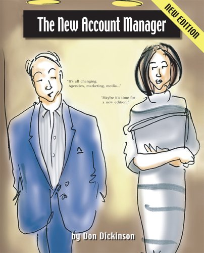 New Account Manager  2nd 2009 edition cover