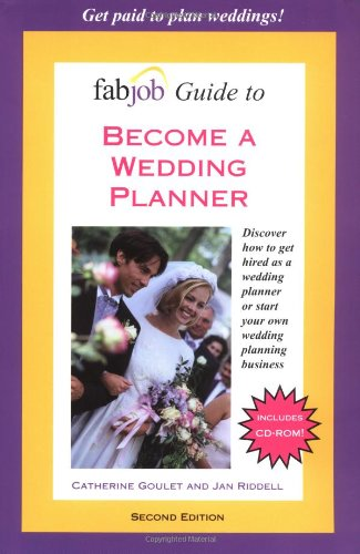 Become a Wedding Planner 4th 2005 edition cover