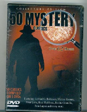 50 Mystery Classics System.Collections.Generic.List`1[System.String] artwork
