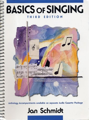 Basics of Singing 3rd 1994 edition cover