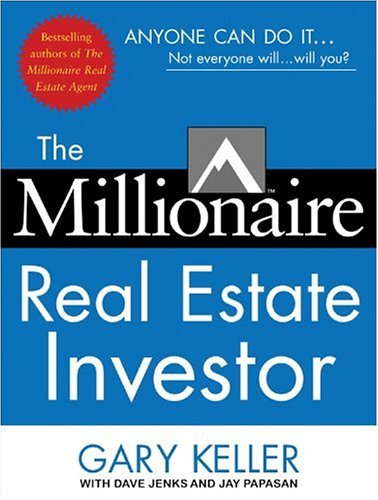 Millionaire Real Estate Investor   2005 edition cover