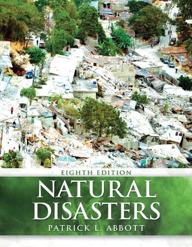 Natural Disasters  8th 2012 edition cover