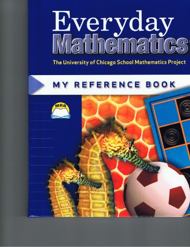 Everyday Mathematics  3rd 2007 (Student Manual, Study Guide, etc.) 9780076045372 Front Cover