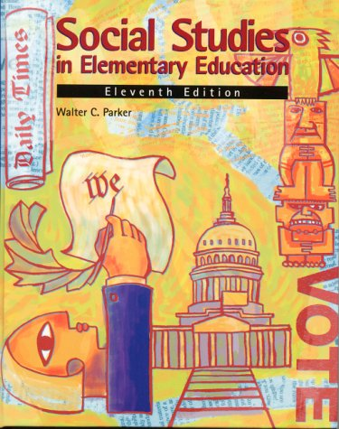 Social Studies in Elementary Education  11th 2001 edition cover