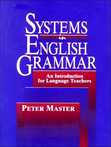 Systems in English Grammar An Introduction for Language Teachers 1st 1996 edition cover