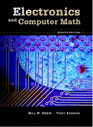 Electronics and Computer Math  8th 2006 (Revised) edition cover