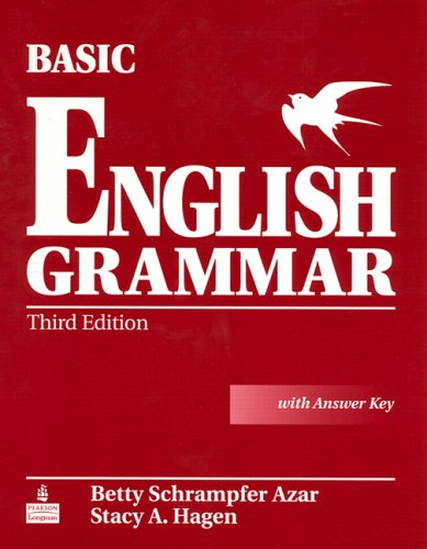 Basic English Grammar  3rd 2005 (Student Manual, Study Guide, etc.) edition cover