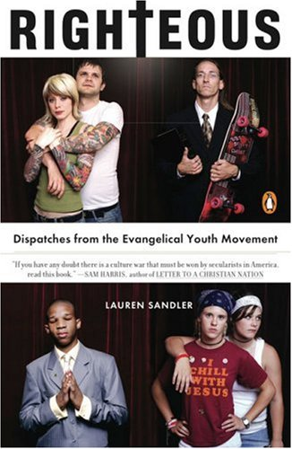 Righteous Dispatches from the Evangelical Youth Movement N/A edition cover