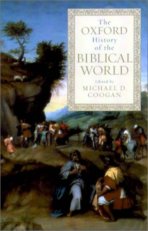 Oxford History of the Biblical World   2001 edition cover