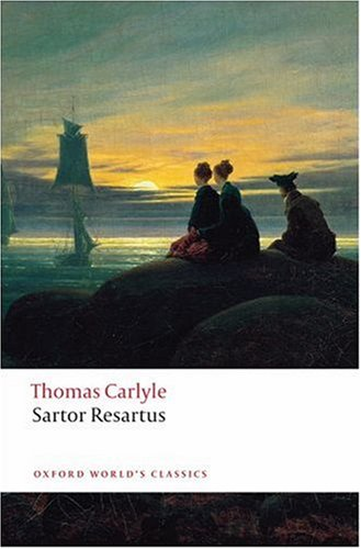 Sartor Resartus   2008 edition cover