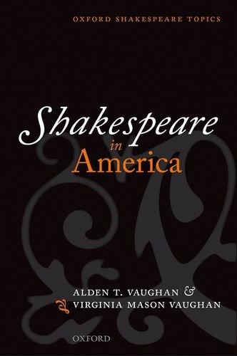 Shakespeare in America   2012 edition cover