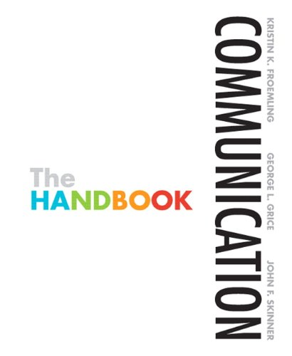 Communication The Handbook  2011 edition cover