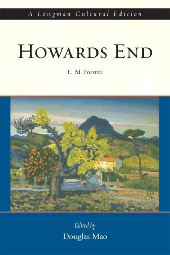 Howards End   2010 edition cover