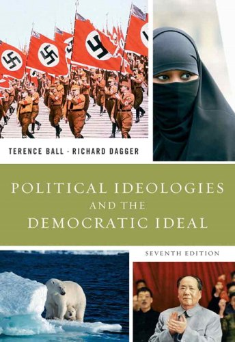 Political Ideologies and the Democratic Ideal  7th 2009 edition cover