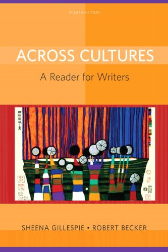 Across Cultures A Reader for Writers 8th 2011 edition cover