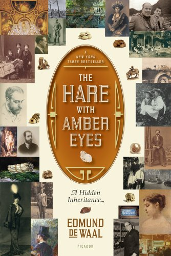 Hare with Amber Eyes A Hidden Inheritance N/A 9780312569372 Front Cover