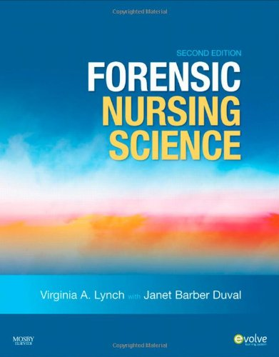 Forensic Nursing Science  2nd 2011 edition cover