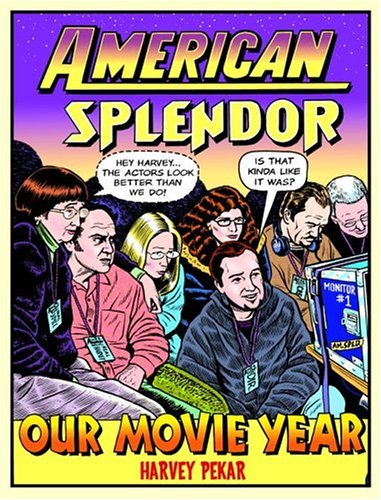 American Splendor Our Movie Year  2004 edition cover