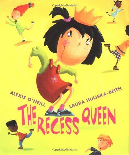 Recess Queen   2002 edition cover