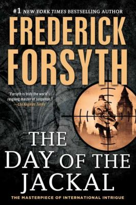 Day of the Jackal  N/A edition cover
