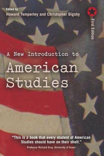 New Introduction to American Studies   2006 edition cover