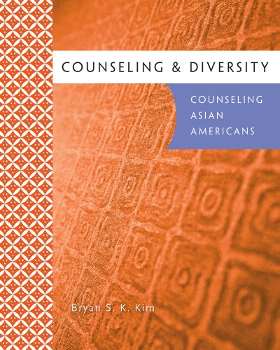 Counseling and Diversity Counseling Asian Americans  2011 edition cover
