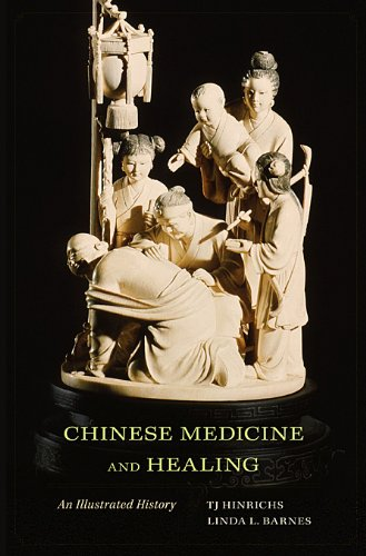 Chinese Medicine and Healing An Illustrated History  2012 edition cover