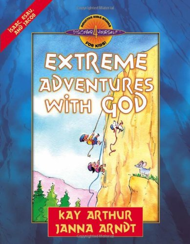 Extreme Adventures with God   2005 edition cover