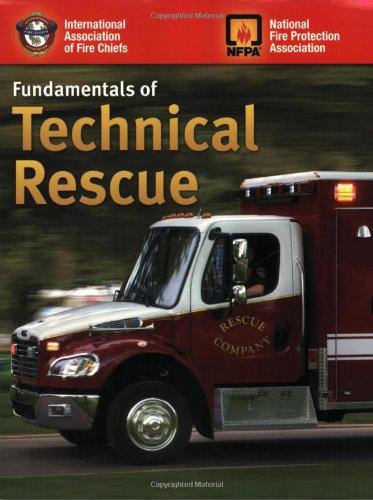 Fundamentals of Technical Rescue   2010 edition cover