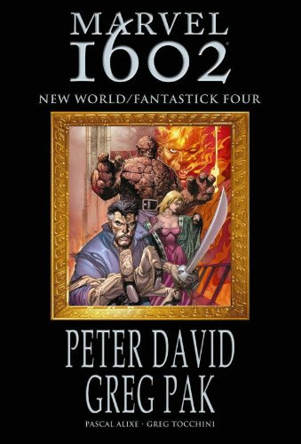 New World - Fantastick Four   2010 edition cover