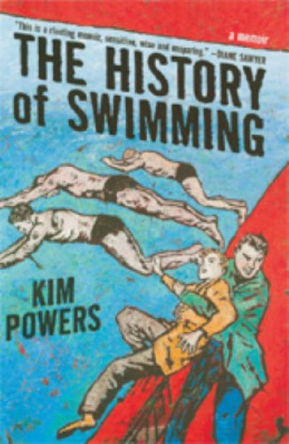 History of Swimming A Memoir N/A 9780786719372 Front Cover