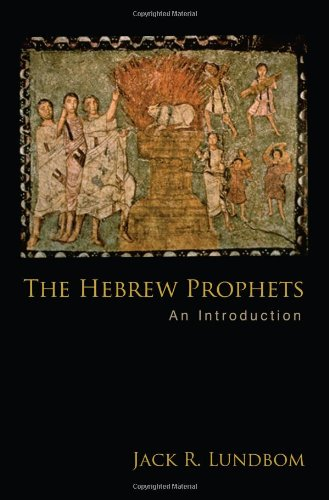 Hebrew Prophets An Introduction  2010 edition cover
