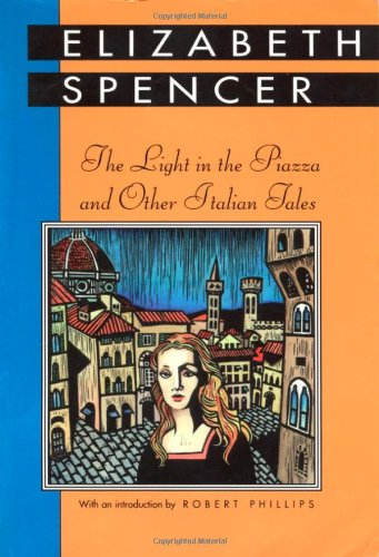 Light in the Piazza and Other Italian Tales   1996 (Reprint) edition cover