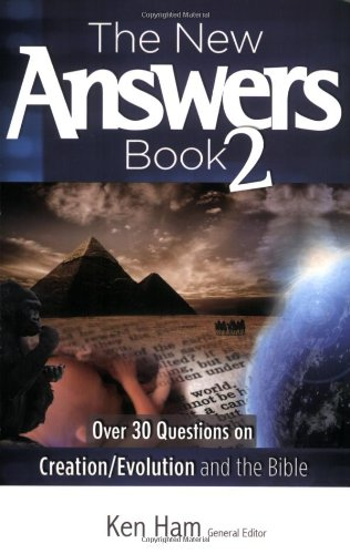 New Answers Book 2   2008 edition cover