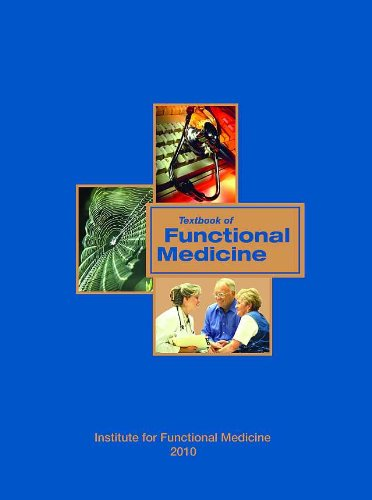 Textbook of Functional Medicine 2010  2010 edition cover
