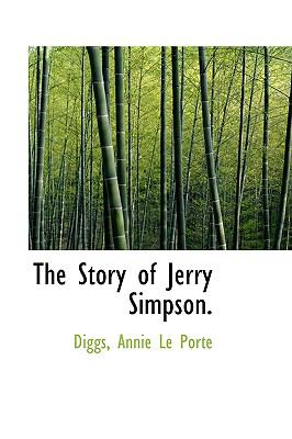 Story of Jerry Simpson N/A 9781113523372 Front Cover