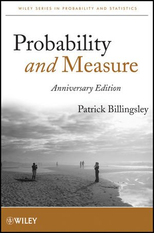 Probability and Measure  4th 2012 edition cover