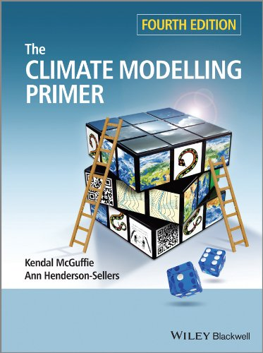 Climate Modelling Primer  4th 2014 edition cover