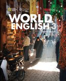 WORLD ENGLISH 3-W/STUDENT CD            N/A edition cover