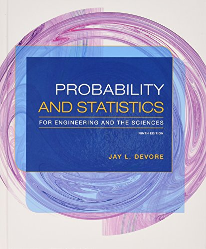 Probability and Statistics for Engineering and the Sciences + Enhanced Webassign for Statistics, Single-term Access:   2015 9781305779372 Front Cover