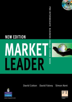 Market Leader Pre-Intermediate Business and Professional  2008 9781405813372 Front Cover