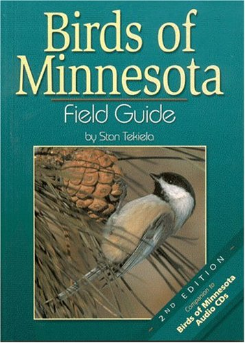 Birds of Minnesota  2nd 2004 (Revised) edition cover