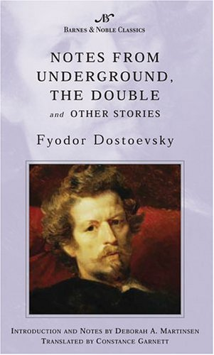 Notes from Underground, the Double and Other Stories   2003 edition cover