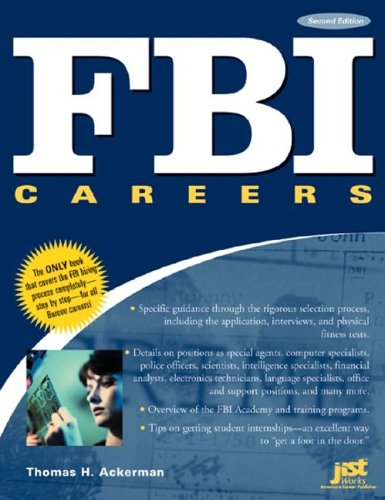 FBI Careers : Ultimate Guide to Landing a Job as One of America's Finest 2nd 2006 edition cover