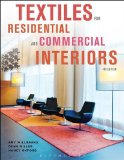 Textiles for Residential and Commercial Interiors  4th 2014 edition cover