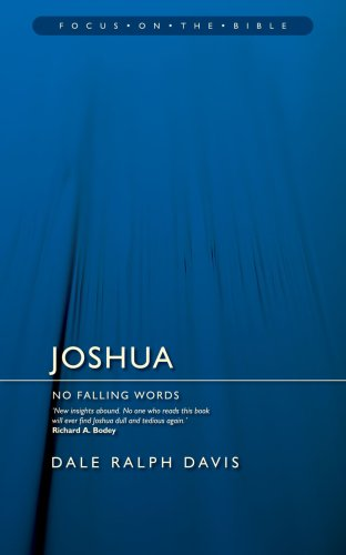 Joshua No Falling Words  2012 edition cover